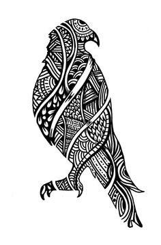 A4 Bird Print By RAgraphicsPRINTS On Etsy