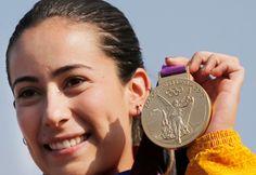 Que viva Colombia!Mariana Pajón le da a Colombia el oro soñado! Gracias mariana