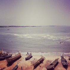 Coconut Cove, Ghana, West Africa... excited to indulge in a journey here this Fall :)