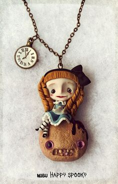 Alice in Cookieland by NobuHappySpooky on deviantART