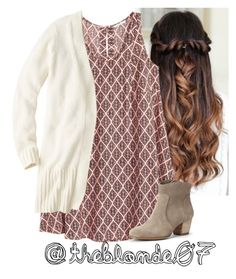 """Follow Emily Please!"" by morgantaylor37 ❤ liked on Polyvore featuring H&M and Sole Society"
