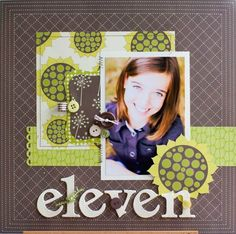 A Project by 3Rs from our Scrapbooking Gallery originally submitted 09/25/09 use this for syd's brace face