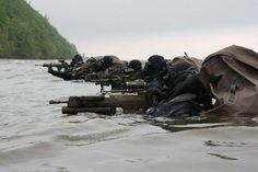 JW Formoza - Polish navy's special operations unit.