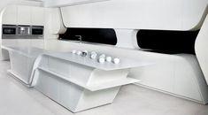 Top 25 Futuristic Kitchen Designs