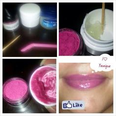 Love Younique's Lucrative Lip Gloss ♥ However here is an option that I do often to get tons of different lip shades, and I always have someone ask me where I got my lip gloss from. Mix Moodstruck Minerals Pigment Powders, Moodstruck Minerals Blushers or even Moodstruck Minerals Concealers with Vaseline to get an array of beautiful lip colors that will have others begging you for your source! <3 www.mascaragals.com #eyes #eyeshadow #youniqueproducts