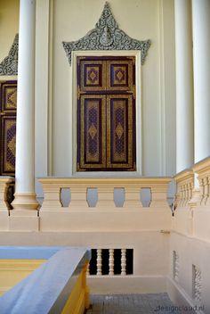 Royal Palace Of Phnom Penh – Khmer Architecture T --> http://www.designclaud.nl/royal-palace-of-phnom-penh/
