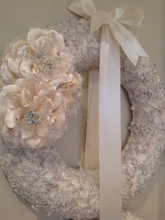 Timeless Creative Decor custom wreath creations Home Wedding, Creative Decor, Event Decor, Special Day, Wedding Decorations, Wreaths, Unique, Design, Wedding At Home