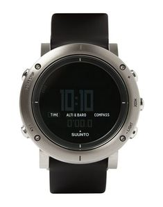 Suunto - Core Brushed-Steel Digital Watch I Founded in Finland over 75 years ago where the brand is still based, Suunto remains at the forefront of innovative sports watch design for outdoor adventurers. Unique Gifts For Him, Personalised Gifts Unique, Top Computer, Gifts For Your Boyfriend, Camping Gifts, Mr Porter, Brushed Stainless Steel, Digital Watch, Man Shop