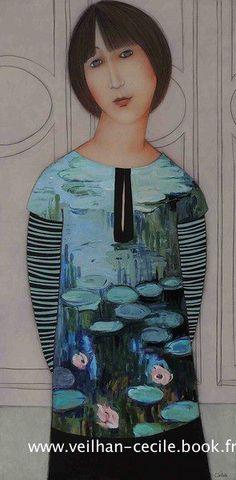 Cécile Veilhan (b1965; Nantes, France)