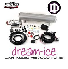 "#Airlift air ride suspension kit #digital auto #pilot v2 managment package 1/4"" c,  View more on the LINK: 	http://www.zeppy.io/product/gb/2/121204785664/"