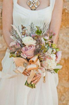 unique bouquet design