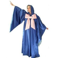 Do you need a fairy godmother costume for your Cinderella play? Is your daughter dressing up as Cinderella for Halloween? Fairy Godmother Costume, Godmother Dress, Fairy Tale Costumes, Dress Up Costumes, Disney Costumes, Halloween Costumes, Halloween Ideas, Haunted Halloween, Happy Halloween