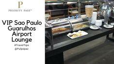 Visita al Priority Pass VIP Sao Paulo Guarulhos International Airport Lo...