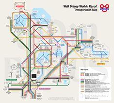 39 Best Disney Maps images