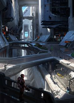 Futuristic City                                                                                                                                                     More