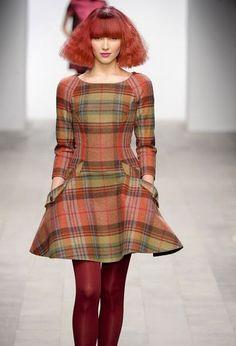 Fashion Show Paul Costelloe London – Fashion Week Autumn-Winter London
