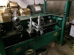2002 Foley Accu-pro 630 Reel Grinder - For Sale - TurfNet.com