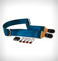 Slide™ is the most versatile professional camera sling strap in the world…
