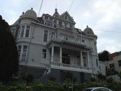 Haunted places in San Francisco, CA