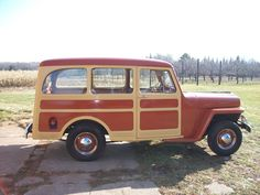 1948 Willys Station Wagon - Photo submitted by Ron Yengerman.