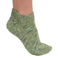 Free Quick Sock Knitting Patterns | Free Knit Ankle Sock Pattern