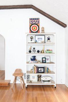 This shelf!