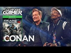 Conan plays Gears Of War 4 With Wiz Khalifa https://www.youtube.com/attribution_link?a=ShTwdi_hoac&u=%2Fwatch%3Fv%3DCgIgBHQIi_s%26feature%3Dshare