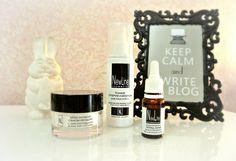 MyNameIsSashaJ: New Line Cosmetics: Тоник Суперувлажнитель для лица и тела, Крем Ночной Обновляющий с Липопептидами и AHA-кислотами, Пептид-Актив для Глубокого Увлажнения