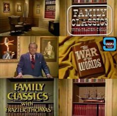 Family Classics with Frazier Thomas