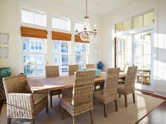 dining room | Happy Place Beach House