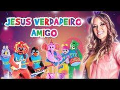 Ilana e a Banda dos Bichos - Jesus Verdadeiro Amigo [Clipe Infantil Gospel]