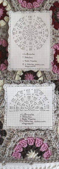 (5) Clube do croche - Clube do croche compartió la foto de Crochet...