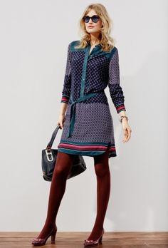 Ropa para mujer de Tommy Hilfiger : el estampado es muy original, y el estilo camisero es un clásico que nunca pasa de moda