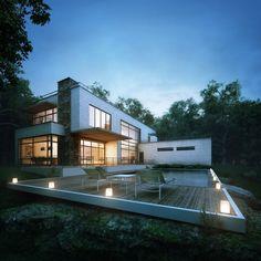 Xata | Beautiful House Architecture Design