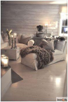 Winter interior design trends