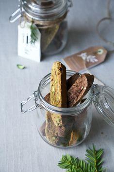 Cadeau Gourmand: Biscotti, Deux Façons (Vegan et sans gluten) - The Green Life