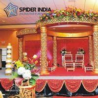 Hindu Wedding Mandaps, spider india