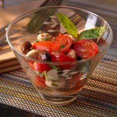 Caprese Salad - with Princess House seasonings