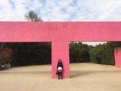 I was there #cuadrasancristobal #luisbarragan #architecture #legend #vivamexico