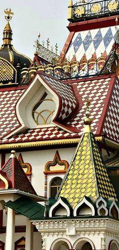 Rooftops, Kremlin