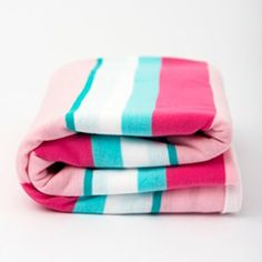 L'il Fraser Baby Swaddle Wrap - Tiggy for sale online Swaddle Wrap, Baby Swaddle, Baby Nursery Bedding, Baby Wraps, Pink Stripes, Baby Blankets, Cotton, Ebay, Collection