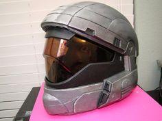 Eva Foam Helmet | Halo 3 ODST helmet by Hyperballistik