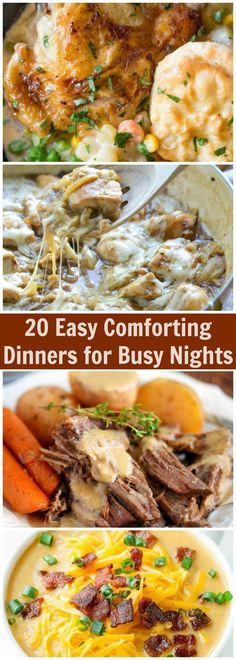 20-easy-comforting-dinners-for-busy-nights: http://communitytable.parade.com/542229/stephaniebrubaker/20-easy-comforting-dinners-for-busy-nights
