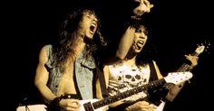 "Gods of Thunder: See 25 Rockin' Concert Photos of Metallica"""