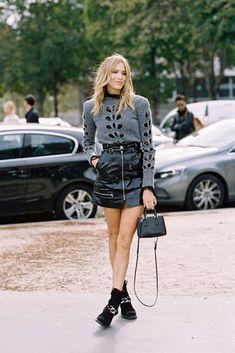 Paris Fashion Week SS 2017....Elena