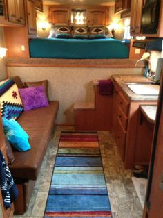 """Explore our internet site for more details on """"recreational vehicles motorhome"""". It is an exceptional area to get more information. Cargo Trailer Conversion, Cargo Trailer Camper, Trailer Diy, Trailer Decor, Trailer Interior, Cargo Trailers, Trailer Remodel, Livestock Trailers, Horse Trailers"""