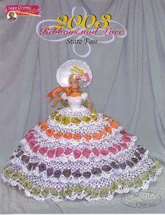 The 2003 Master Crochet Series Ribbons and Lace - D Simonetti - Álbumes web de Picasa