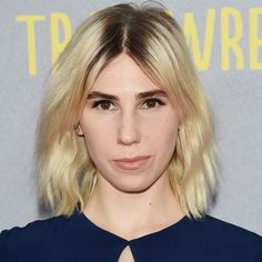 Zosia Mamet's Changing Looks - 2015  - from InStyle.com