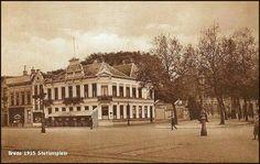 Stationsplein, 1915
