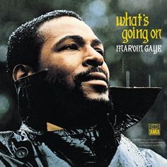 Marvin Gaye - a soul music legend. R.I.P    A great and very important album